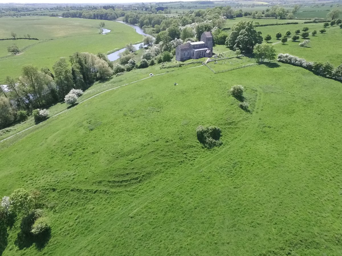 Archaeological Sites Projects In And Around Wadenhoe Wadenhoe Trust